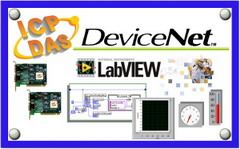 DeviceNet LabVIEW