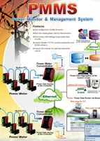 Power Monitor & Management System