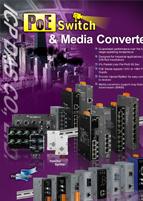 PoE Switch & Media Converter