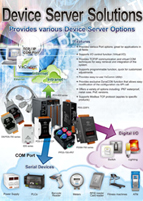 Device Server Solutions