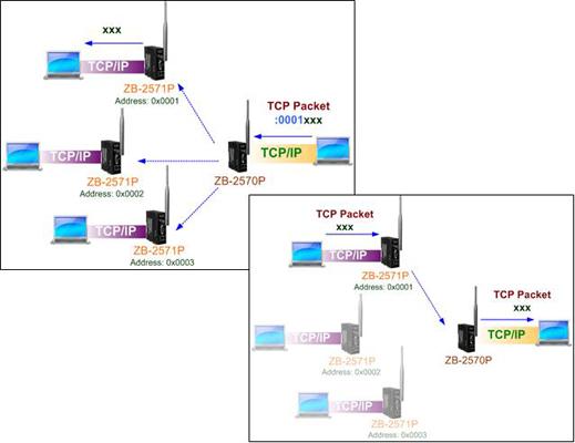 Ethernet Transparent