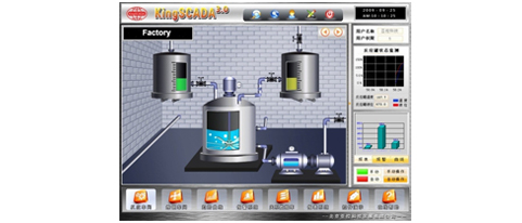 Kingscada Application Diagram