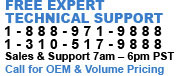 Free Expert Technical Support
