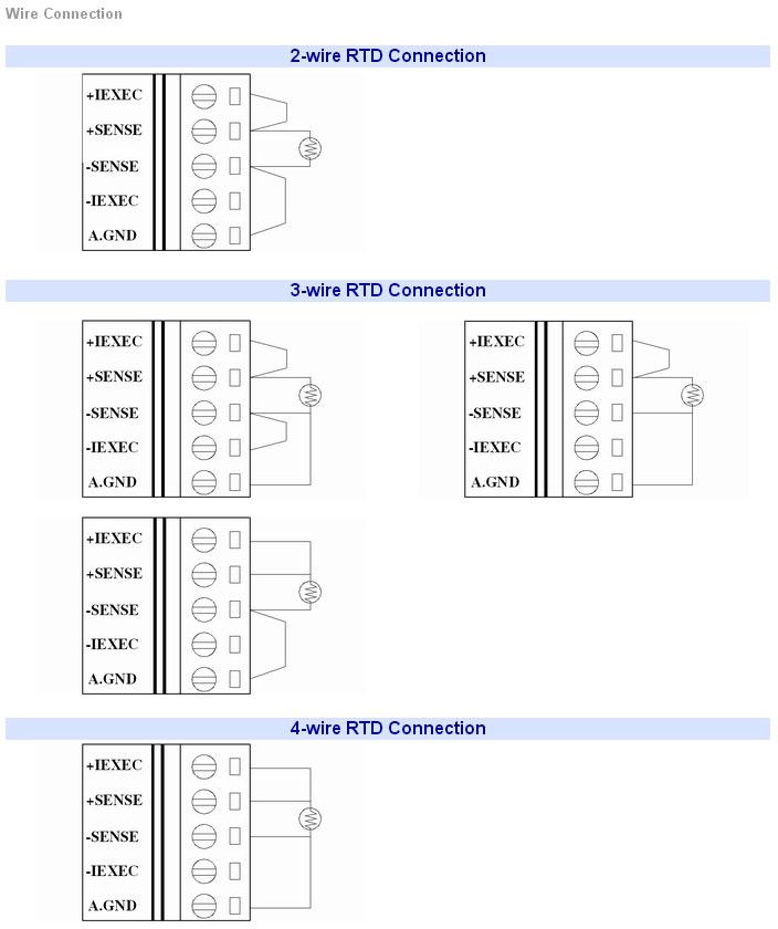 3 Wire Rtd Diagram Cad - Schematic Diagrams