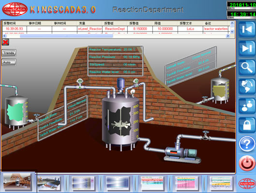 Kingscada Scada Software Superior Data Information