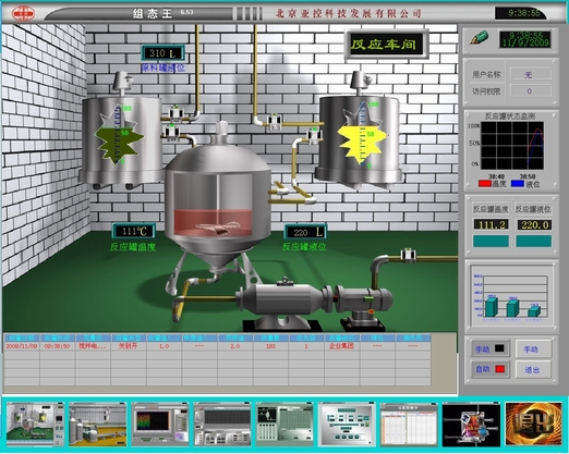 KingView SCADA Software | Kingview is a High-Performance PC
