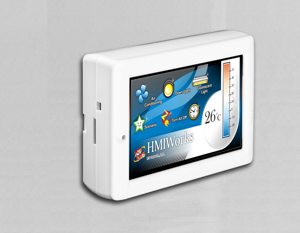Tpd 433 Touch Screen Plc Ethernet Rs 485 Amp Usb Ports