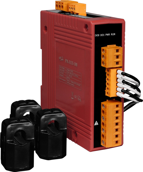 PM-3133-100-MTCP | 3-Phase Smart Power Meter  Voltage