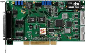 PCI-1602FU   Universal PCI, 32ch, 16-bit, 100 kS/s Low Gain