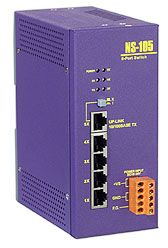 Industrial Ethernet Switch with 5 Ports