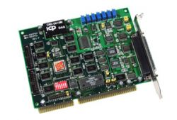 125KS/s 16 Channel, 12 bit Analog Input, 2 Channel uni-polar/bi-polar, 12 bit Analog Output with 16 Digital Input/16 Digital Output.  (High Grain). Includes Daughter Board DB-8225