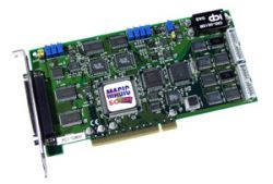 110KS/s 12-bit High Performance Analog and Digital I/O Board. (High Gain)