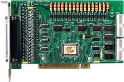 32 Channel TTL-level Digital I/O, 16 Channel Optically Isolated Digital Input and 16 Open-Collector Digital Output Board (Current Sourcing). Includes CA-4002 D-Sub connector