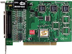 PCI Bus 3 Axis Encoder Input Board. Includes CA-SC68, SCSI-II 68-pin Male Connector (Solder Type)