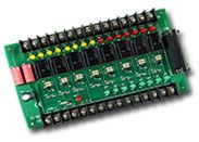 Relay Board for SERVO-3000 and PISO-PS300. Includes CA-2520(25-pin D-sub Cable 2.0m)
