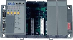 Rack Mount Embedded Controller: 256K Flash, 256K SRAM, 40MHz CPU in 4 Slot Capacity, MiniOS7 Operating System