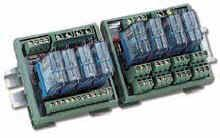 Power relay module, 16 form C relays