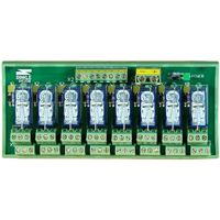 Power Relay Module, 2 Form C relays per channel