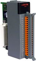 8 Channel High Voltage Input Module.  Supports input types ±50V and ±150V