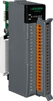 7-channel RTD Input Module with 3-wire RTD lead resistance compensation