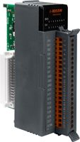 16-channel Digital I/O Module with 8 digital inputs and 8 digital outputs