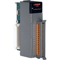 8-channel Isolated Digital Input Module with 16-bit Counters. Supports operating temperature from -25 to 75 °C (-13F ~ 167F).