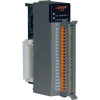 16-channel Isolated Digital Input Module with 16-bit Counters. Supports operating temperature from -25 to 75 °C (-13F to 167F).