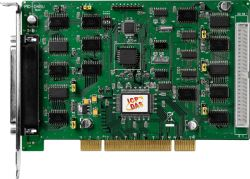 Universal PCI OPTO-22 Compatible Board with 48 Digital I/O channels.  Comes with SDK and Demo Programs.  Includes one D-Sub Connector and one 50-pin flat cable header. Supports operating temperatures of 0 ~ 60 °C (32F ~ 140F).