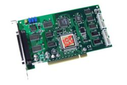 110KS/s 12-bit A/D Board (Low Gain). Includes one CA-4002 D-Sub connector.