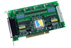 16 Channel Isolated Digital Input, 16 Channel Open-Collector Output Board. Includes CA-4037W cable and two CA-4002 D-Sub connectors