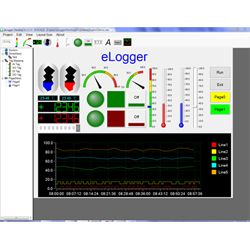 Elogger Free Hmi Control And Data Logger Software For