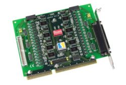 32 Channel Optically Isolated Digital Input and 32 Channel Optically Digital Open-Collector Output Board. Includes CA-4037W cable and two CA-4002 D-sub connectors.