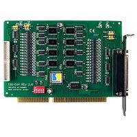 64 Channel Optically Isolated Open-Collector Digital Output Board. Includes CA-4037W cable and two CA-4002 D-Sub connectors