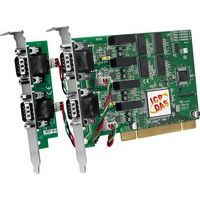 4-Port Isolated Protection Universal PCI CAN Card with 9-Pin D-Sub Connector