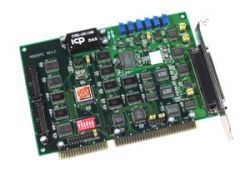 100KS/s 16-channel 16-bit Analog Input ISA Board, 2-Channel 12-bit Analog Output with 16 Digital Input/16 Digital Output. Includes one CA-3710 D-Sub cable.