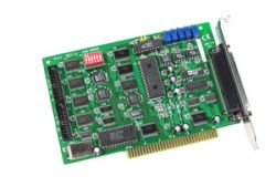 30KS/s 12-bit Analog and Digital I/O Board. Includes one CA-4002 D-Sub connector.