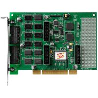 Universal Bus, 64-channel DIO Board With Timer/Counter