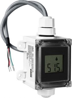 Modbus RTU Based IP66 Waterproof Remote Temperature and Humidity Data Logger with LCD Display. Wide Measurement Range and Can Be Mounted on Din Rails or Walls. Free Software and Utility Included. Supports Operating Temperatures of -20 ~ +60°C (-4F ~ 140F).