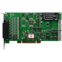 Universal PCI 4-channel isolated D/A board