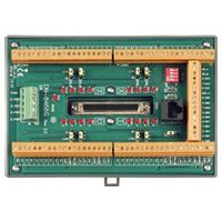 Photo-isolated terminal boards for ICP DAS four-axis stepper/servo controller