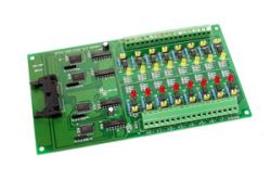 16 Channel Opto-Isolated Digital Input Board