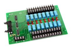 16 Channel Relay Output Board. Includes CA-2010 (20-pin Flat Cable 1m)
