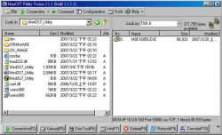 MiniOS7 Utility is a tool for configuring, uploading files to all products embedded with ICP DAS MiniOS7