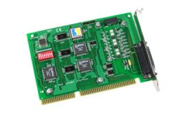 3-Axis Encoder Interface ISA Board, supports operating temperatures from 0 ~ +60 °C