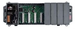 Win-GRAF based WinPAC-8000 PAC Programmable Controller with 8 I/O Slots, WinCE 5.0, IEC-61131-3, .NET