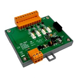 4-Channel High Current Input Measurement. 4 kV ESD Protection. Operating Temperatures from -25 to +75°C