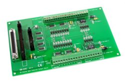 24 Channel Open-collector Output Board. Includes CA-5015(50-pin Flat Cable 1.5m)