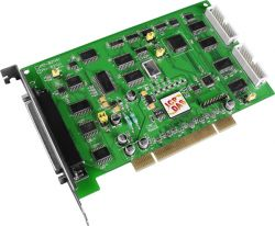 Universal PCI 16-channel, Multi-Function board