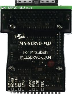 Distributed Motionnet Single-axis Motion Control Modules with Spring Type Terminal Blocks for Panasonic MINAS A4 (RoHS)