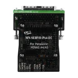 Distributed Motionnet Single-axis Motion Control Modules with e-CON Mini-Clamp connector for Panasonic MINAS A4 (RoHS)
